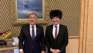 Tunç Soyer'den Tataristan'a ziyaret