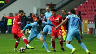 ÖZET | Samsunspor 1-1 Çaykur Rizespor