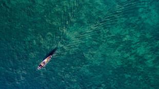 Türkiye'nin en büyüğü... Beyşehir Gölü'nde kuraklık tehlikesi