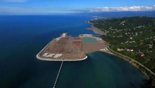 Rize- Artvin Havalimanı'nın %52'si tamamlandı!