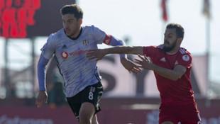 ÖZET | Anagold 24 Erzincanspor - Beşiktaş: 2 - 0 maç sonucu