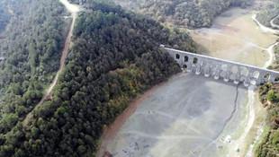 İstanbul'da susuzluk alarmı! Barajlar %66 oranında boşaldı