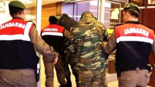 4 jandarma personeli uyuşturucu ticaretincen tutuklandı