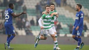 Bursaspor-Erzurumspor: 2-1 (Ziraat Türkiye Kupası)