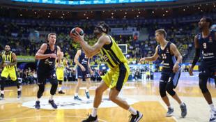 Fenerbahçe Beko-Zenit: 81-84 (THY Euroleague)