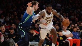 Lakers'ı Luka Doncic durdurdu