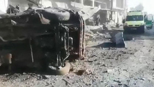 Esed rejimi sivilleri vurdu ! MSB ölü sayısını açıkladı