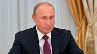 Rusya lideri Putin Türkiye'ye geliyor