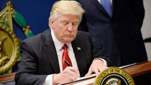 Trump, Türkiye'ye yaptırımları içeren yasa tasarısını onayladı
