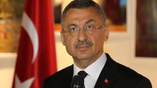 Cumhurbaşkanı Yardımcısı Oktay'dan ABD'ye yaptırım tepkisi