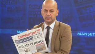 Akit TV'den Cumhuriyet'e el bombalı saldırı çağrısı!