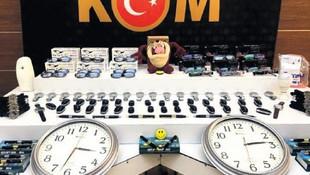 İstanbul'da otellere ''gizli kamera'' baskını!