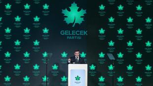 Gelecek Partisi'nden AK Parti'ye yönelik ilk hamle !