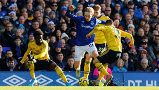 ÖZET   Everton 0-0 Arsenal maç sonucu