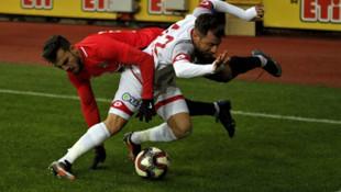 ÖZET | Eskişehirspor 1 - Balıkesirspor 2 maç sonucu
