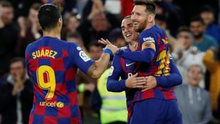 ÖZET | Barcelona 4-1 Alaves maç sonucu