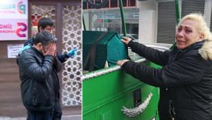 İstanbul'da kadın cinayeti ! Eşini öldürüp polise teslim oldu