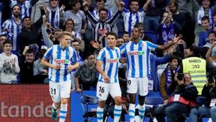 ÖZET | Osasuna - Real Sociedad maç sonucu: 3-4