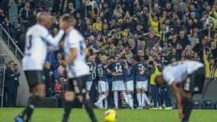 ÖZET | Fenerbahçe 3-1 Beşiktaş maç sonucu
