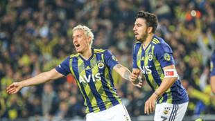 Ozan Tufan'ın Beşiktaş'a attığı gol sosyal medyayı salladı