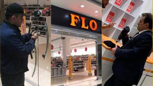 Ünlü ayakkabı mağazası ''dini değerlere hakaretten'' kapatıldı!