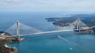 3. Köprü'nün hisseleri satılıyor ! Köprü'ye Çinli ortak