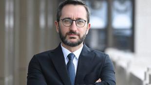 İletişim Başkanı Altun: Skandal bir karara imza atıldı
