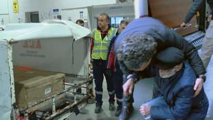 Gemide öldüren kaptanın cenazesi İstanbul'a getirildi
