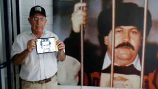 Escobar'ın kardeşinin ürettiği katlanabilir telefon ortaya çıktı