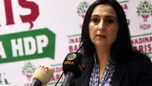 HDP'li Yüksekdağ'ın tahliye talebi reddedildi