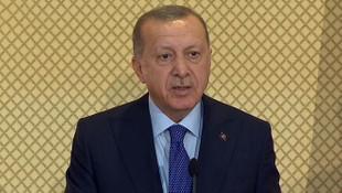 Erdoğan'dan flaş açıklama: Türkiye davet alırsa icabet eder