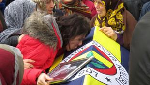 Gemide öldürülen Türk kaptana acı veda