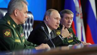 Putin'den çok konuşulacak nükleer silah açıklaması