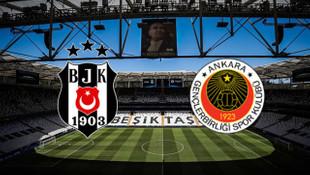 Beşiktaş - Gençlerbirliği maçı ne zaman hangi kanalda saat kaçta?