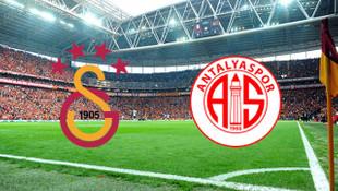 Galatasaray - Antalyaspor maçı ne zaman saat kaçta hangi kanalda? Muhtemel ilk 11'ler