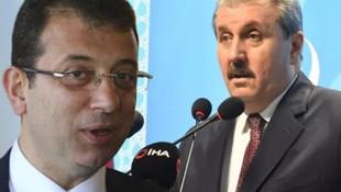 BBP lideri Destici'den Kanal İstanbul tepkisi !