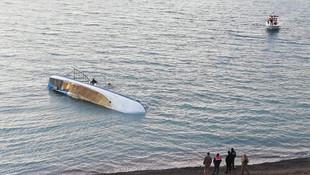 Van Gölü'nde tekne faciası: 7 ölü