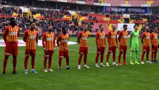 Kayserispor'dan son 15 sezonun en kötü performansı
