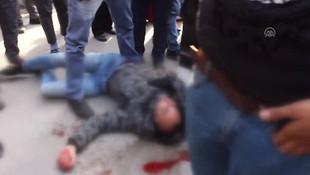 Kadını ağzından bıçaklayan adam tutuklandı