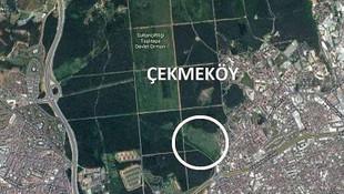 Çekmeköy Kışkası ikinci kez imara açıldı !