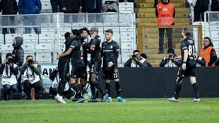 ÖZET | Beşiktaş-Gençlerbirliği maç sonucu: 4-1 (Süper Lig puan durumu)