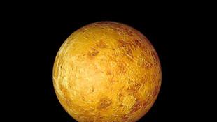 Venüs'ten en yakın görüntü geldi