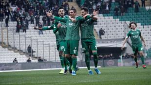 ÖZET | Bursaspor 2-1 Hatayspor maç sonucu