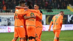 ÖZET | Alanyaspor - Konyaspor maç sonucu: 2-1