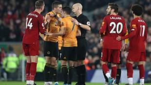 ÖZET Liverpool - Wolverhampton maç sonucu: 1-0