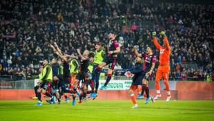 ÖZET   Cagliari-Sampdoria maç sonucu: 4-3