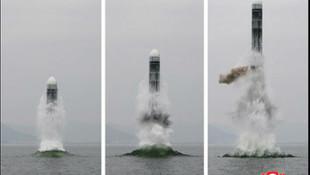 Kuzey Kore düğmeye bastı, Dünya yine diken üstünde!
