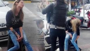 Antalya'da ilginç olay: Kız arkadaşını yol kenarıda terk etti