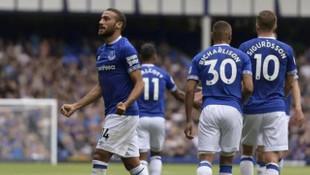 Everton Richarlison'un sözleşmesini uzattı
