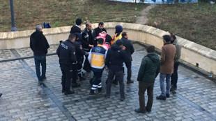 İstanbul'da intihar! Unkapanı Köprüsü'nden atladı